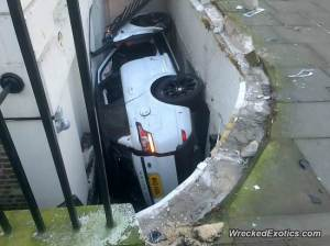 This Range Rover boldly went where no other vehicle has gone before!