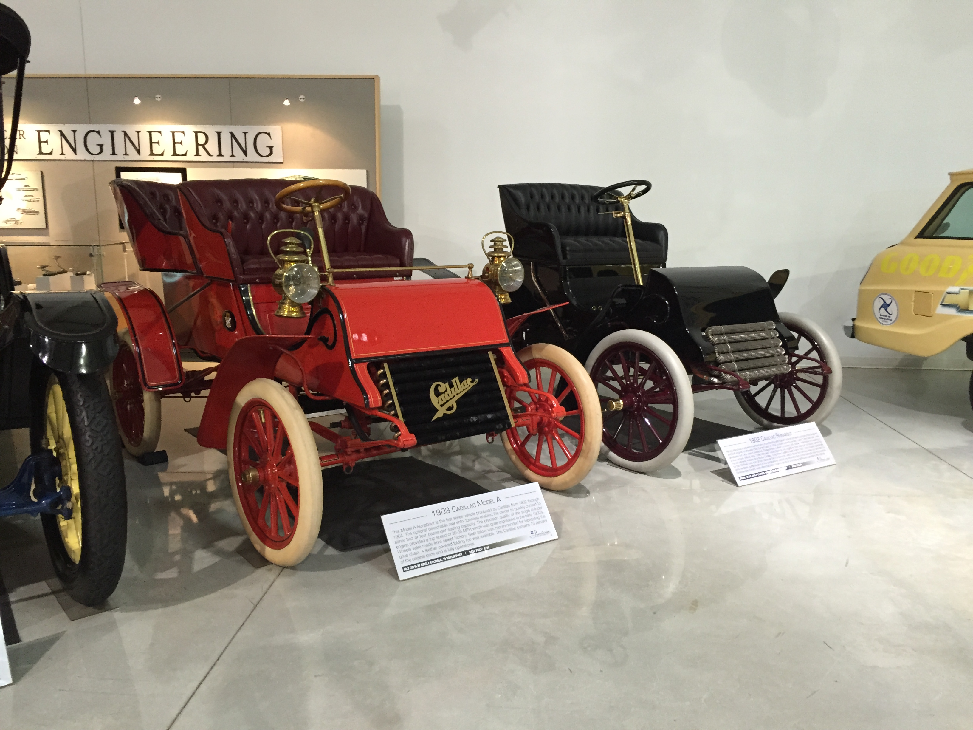 A private tour of the GM Heritage Collection: Automobiles, Artifacts ...