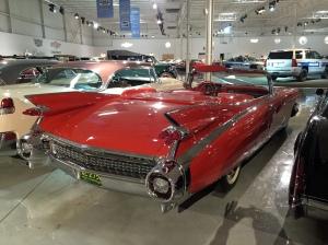 A fantastic 1959 Cadillac.