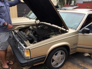 The Volvo Corvette!