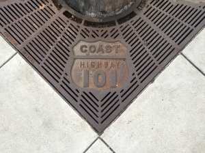 Even the tree grids along the sidewalks in downtown Lucaidia are a reminder of the legendary 101.