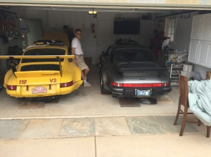911's at the neighbors house.