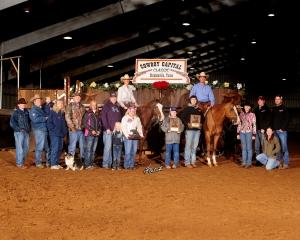 Cowboy Capital Classic, 2012