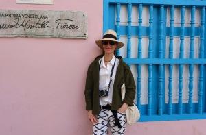 Sarah in Havana
