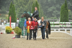 Firefly, 2014 American Gold Cup Amateur Jumper Champion