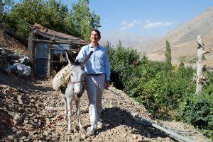 Philip in Iran, 2010