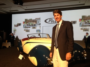 2014 RM Auction at Amelia Island. Saying goodbye to Malcolm's French Mistress.