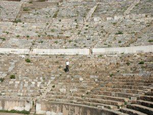 Philip at Ephesus in Turkey