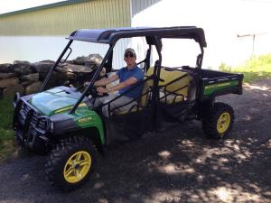 Test driving the new Super Gator 2014