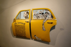 Cuban car art