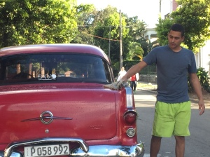 There is a strong pride of ownership tied to the Cuban car culture. We saw a lot of cars being washed and cared for.