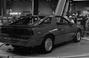 Chrysler's answer to the Porsche 928