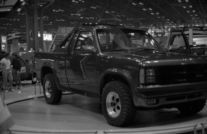 The Dodge Dakota