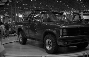 The Dodge Dakota