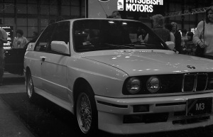 A new 1988 E30 M3. I've got one in my garage today.