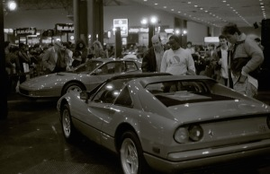 A new Ferrari 328 GTS, the dream car of an 18-year old in 1988.