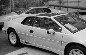 The Lotus Turbo Esprit