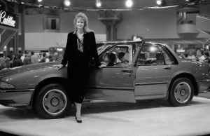 The Pontiac Bonneville SSE was actually the best H body GM car of the era.