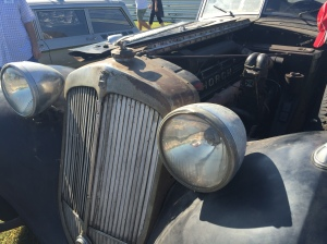 A beautiful unrestored Horch
