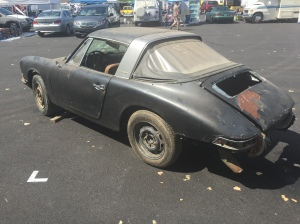 A serious fixer upper 911 soft window Targa